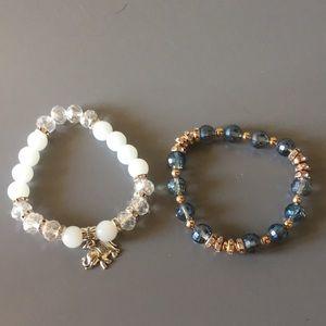 ❗️Must Bundle❗️2 Bracelets